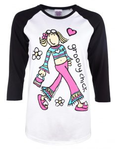 2 25 Groovy Chick Tops Are Now Being Sold Online!