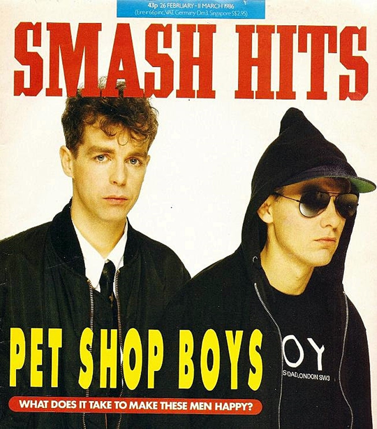 2 26 20 Things You May Not Have Realised About The Pet Shop Boys