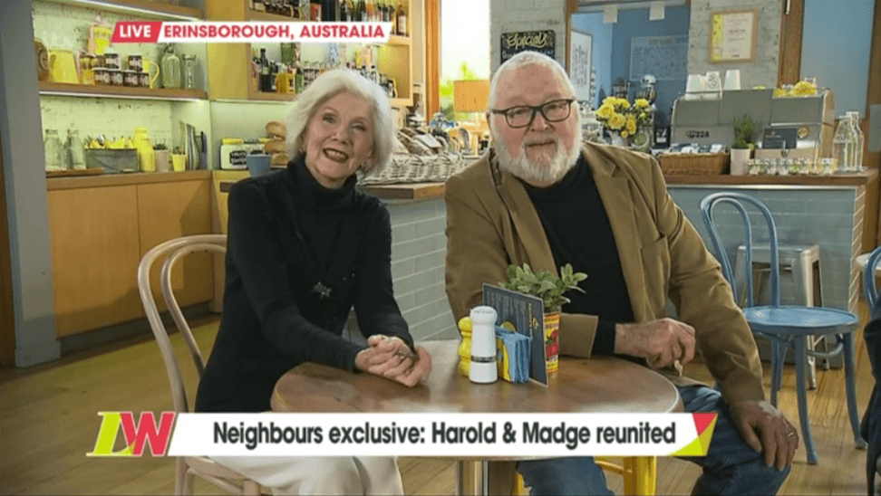 2 6 Harold From Neighbours Has Grown A Beard and Looks Foxy