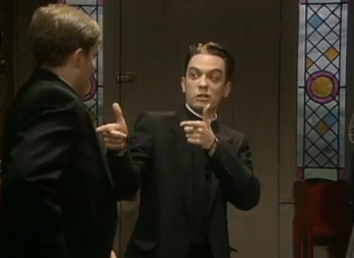 2 Top 10 Favourite Moments From Father Ted