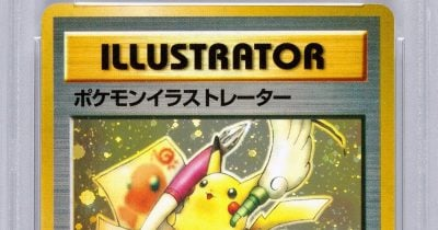 20. Time To Check Your Old Pokemon Cards! These Ones Are Worth A Fortune