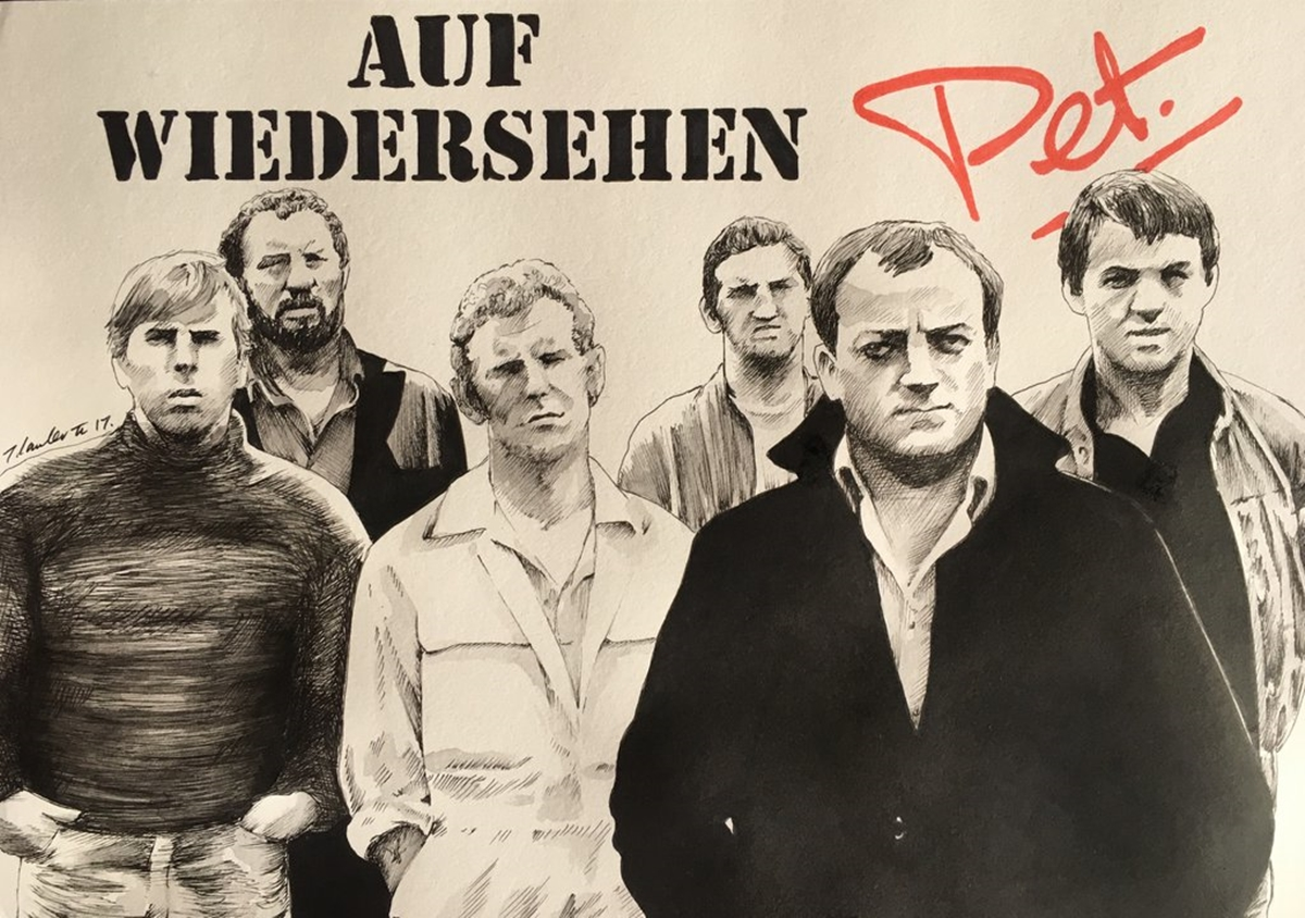 4 32 21 Things You Probably Didn't Know About Auf Wiedersehen, Pet