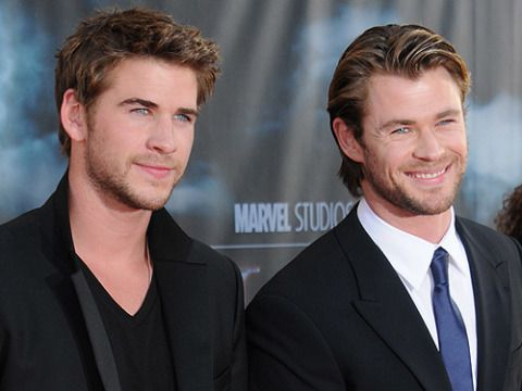 53d31cd46d584 01 150512 chris liam hemsworth lgn 12 Things You Never Knew About the Marvel Cinematic Universe