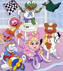 6. Muppet 80's Babies With Attitude!