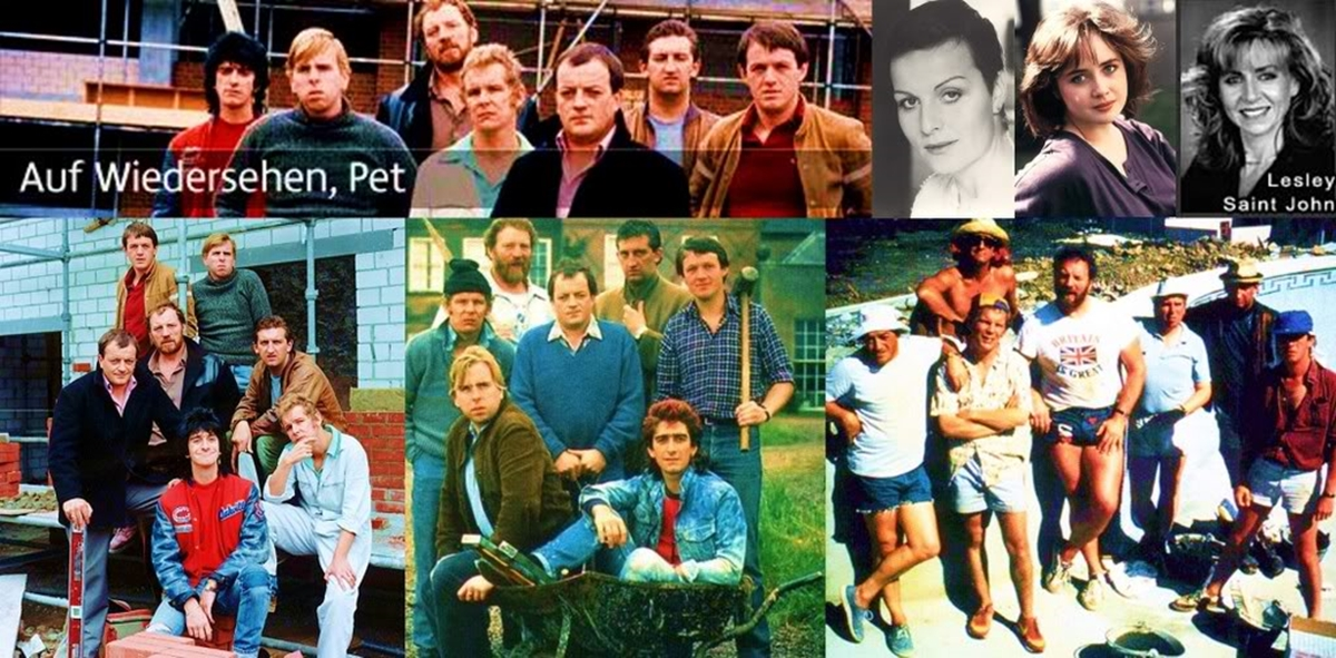 8 25 21 Things You Probably Didn't Know About Auf Wiedersehen, Pet