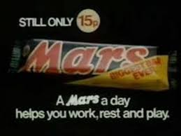 8. Mars QUIZ: How Many Of These 80's Advertising Slogans Do You Remember?