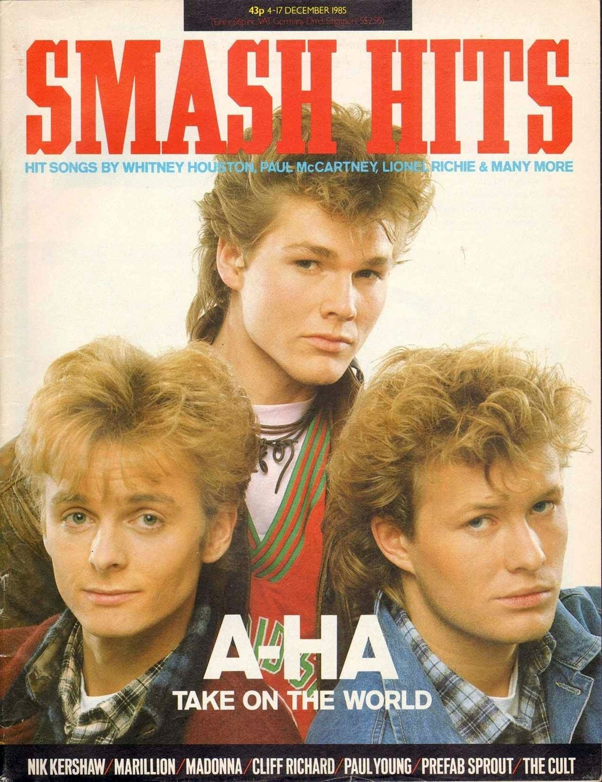 9 2 16 Smash Hits Covers That Will Take You Right Back To Your Youth