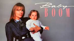 9. Baby boom 80's Babies With Attitude!