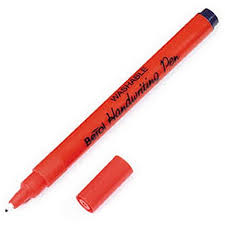 9. First biro 25 More Primary School Memories From The '80s