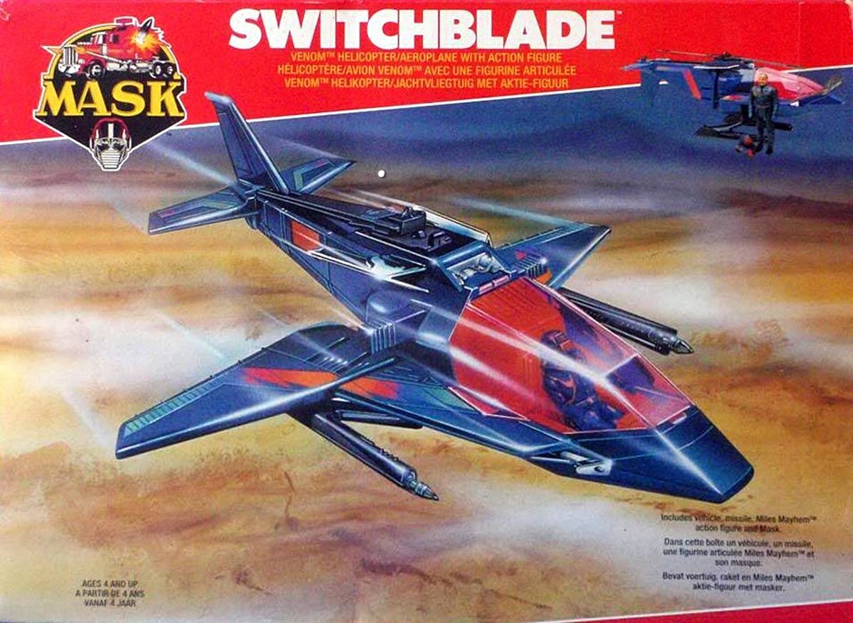 9.2 12 Toys All True 80s Boys Will Remember