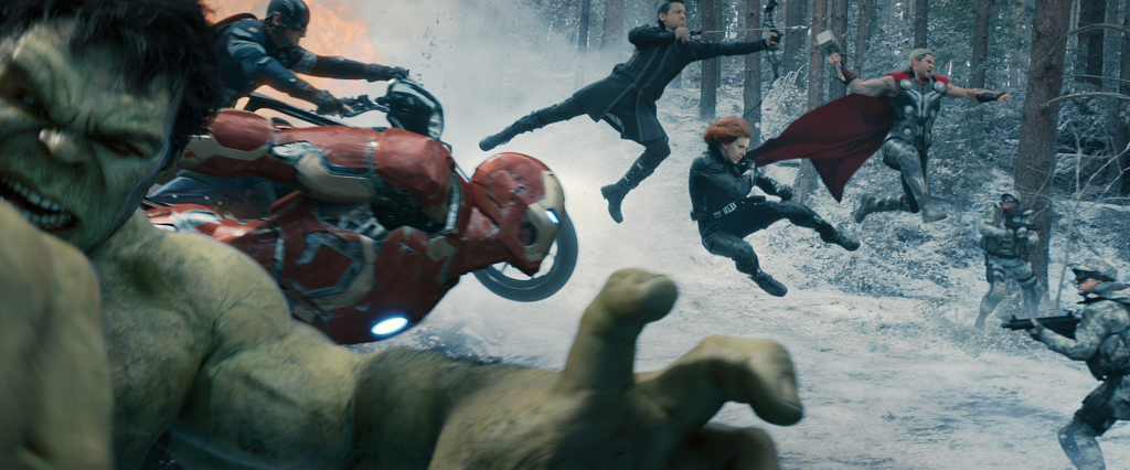 Avengers Age of Ultron 82 12 Things You Never Knew About the Marvel Cinematic Universe