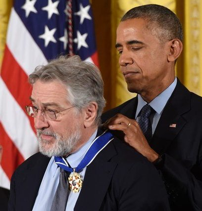 BarackObamaRobertDeNiroObamaHonors21QIp3Yt bme4l e1568388796696 24 Things You Didn't Know About Robert De Niro