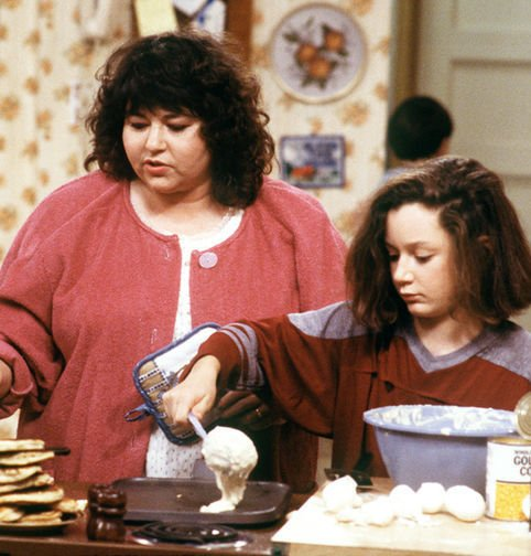 Darlene Roseanne 1360942 10 Fantastic Facts About Roseanne That You Probably Didn't Know!