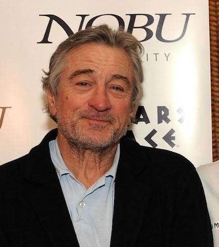 DeNiro Nobu e1568388635450 24 Things You Didn't Know About Robert De Niro
