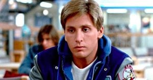 Emilio Estevez Most Profitable Actors In Hollywood 20 Of Your Childhood Crushes Then And Now