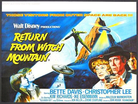 FB IMG 15280323147137415 Who Remembers The Witch Mountain Films?