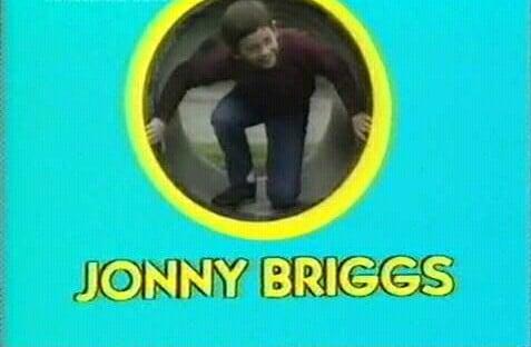 Jonny Briggs opening credits