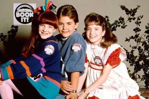 The Lawson siblings in Small Wonder