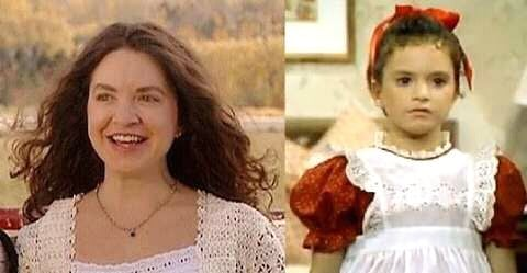 Tiffany Brissette as Vicki and now