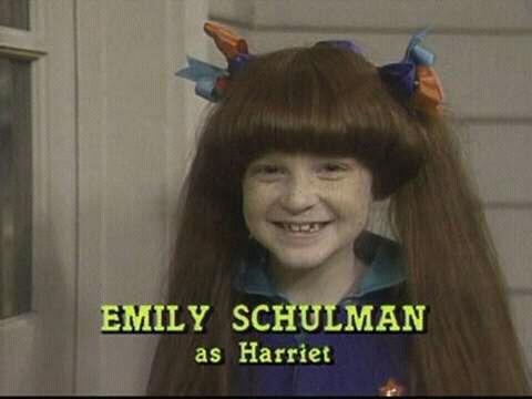 Emily Schulman as Harriet in Small Wonder