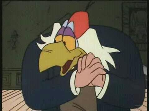 Evil butler Igor
