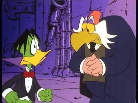 Igor and Count Duckula