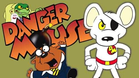 Danger Mouse poster