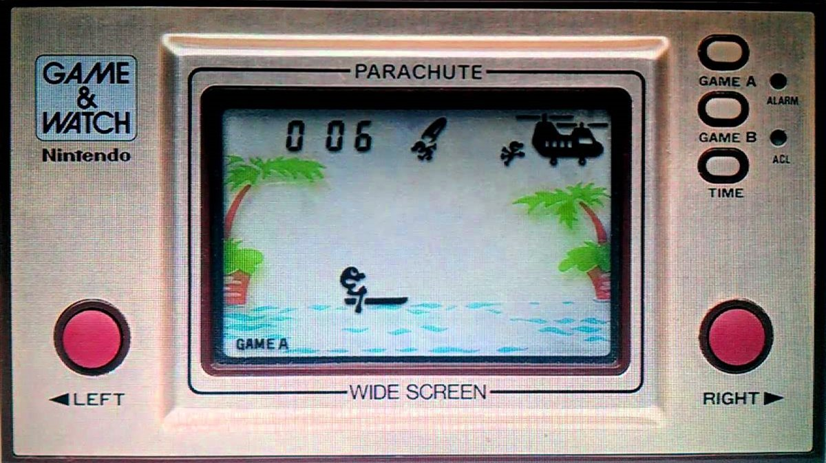 GAMEANDWATCH3 12 Of The Best Handheld Electronic Games From The 1980s