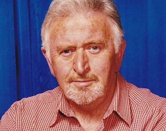 Terry Gill in later years