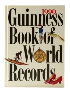 Guinness World Records 1990 booksafe 01 18 Things You Never Knew About Knight Rider