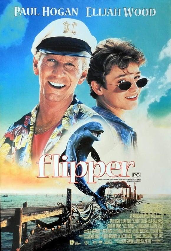 Movie poster for Flipper