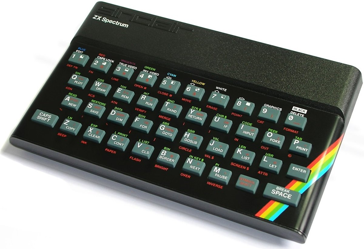 INTRO 5 10 ZX Spectrum Games That Sell For Big Money On Ebay