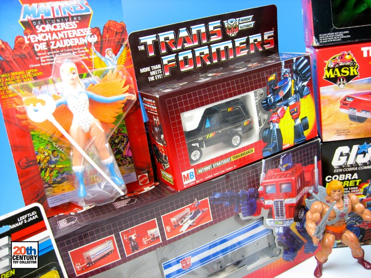 Boys Toys From The 80s : Toys all true s boys will remember eighties kids