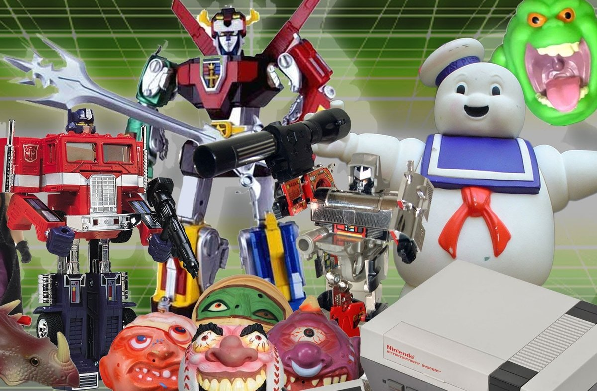 INTRO 12 Toys All 80s Boys Wanted To Own