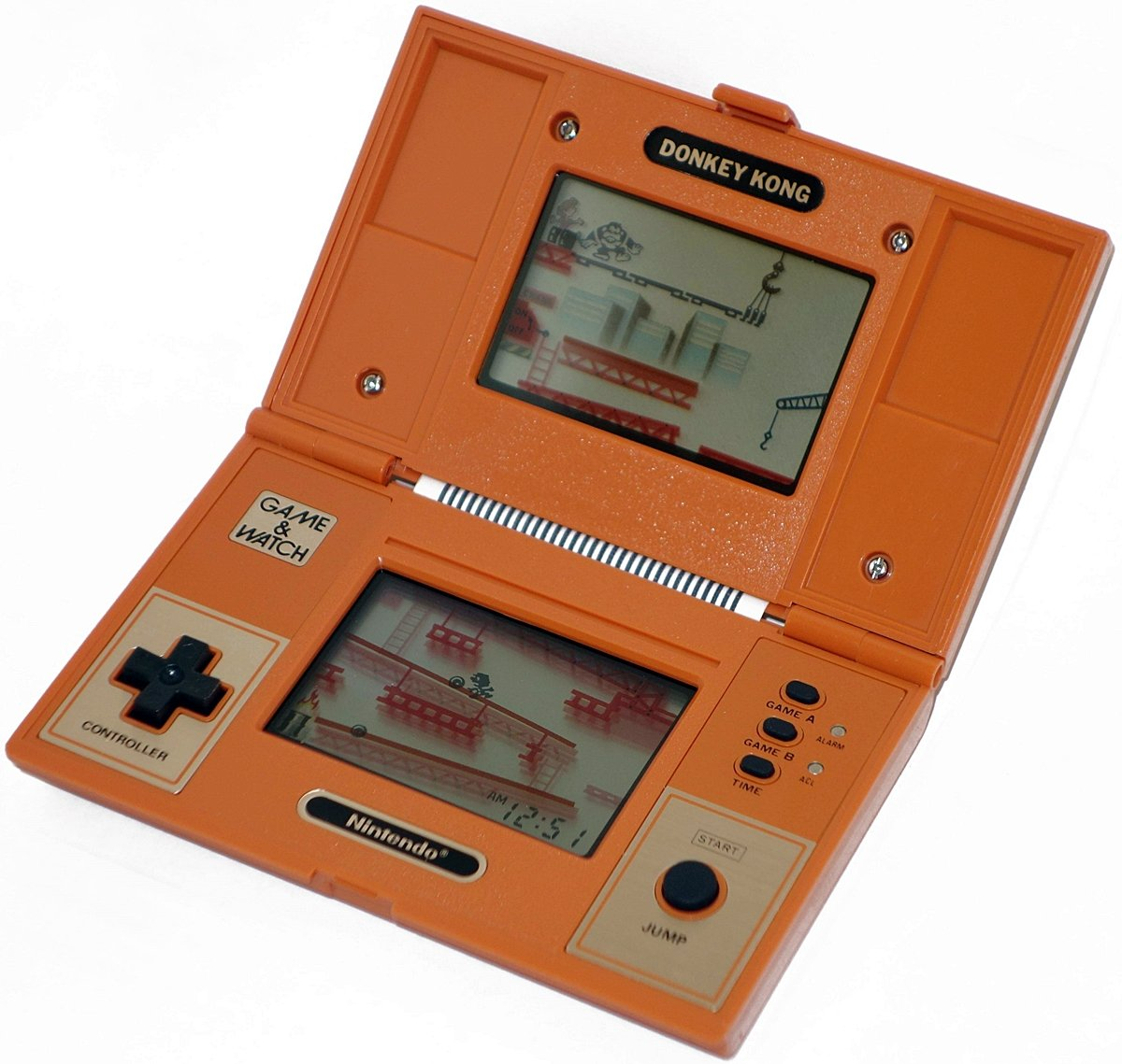 INTRO1 4 12 Of The Best Handheld Electronic Games From The 1980s