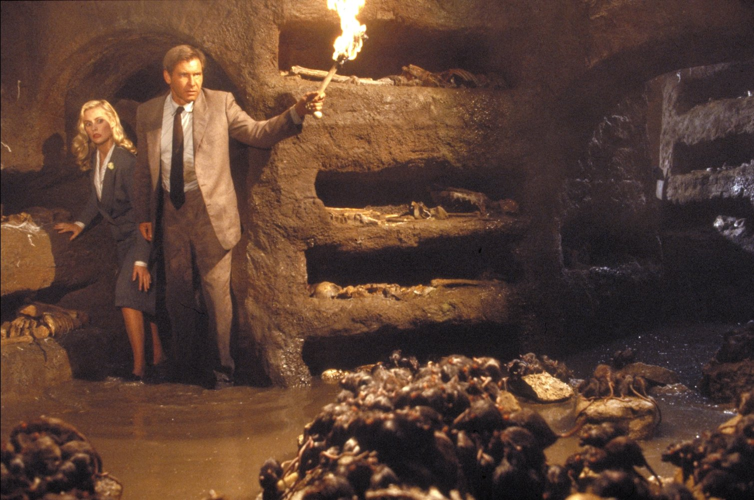 Last Crusade 05 20 Things You Didn't Know About Indiana Jones and the Last Crusade