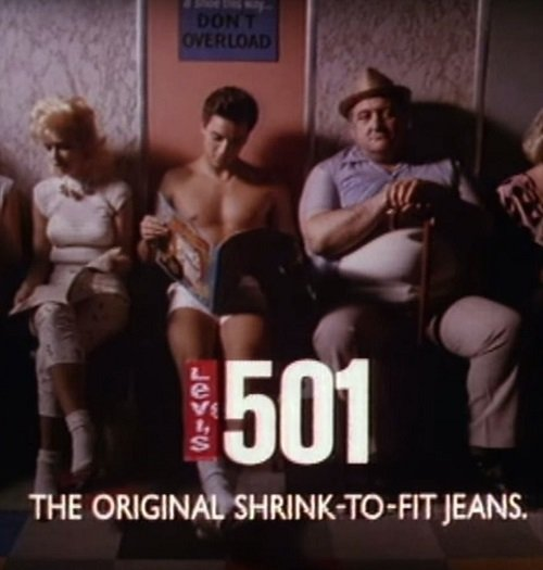Levis 1240 Watch: The 20 Greatest TV Adverts Of The 80s