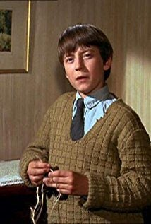 Ian Weighill in another shot from Bedknobs and Broomsticks
