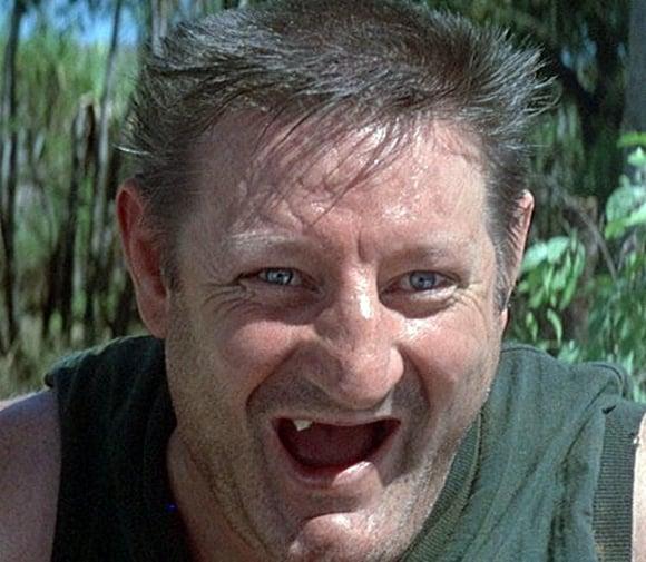 Steve Rackman as Donk
