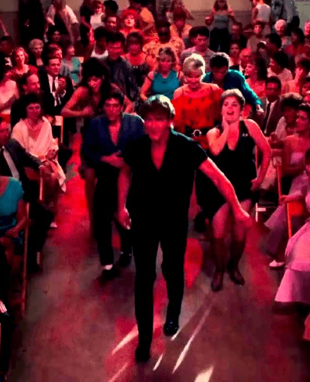 Screen Shot 2018 10 08 at 13.50.01 30 Things You Probably Didn't Know About Dirty Dancing