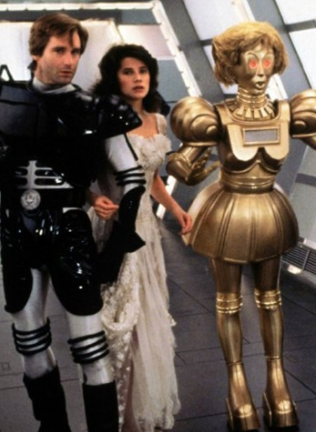 You Have To Check Out The Cast Of Spaceballs Then And Now