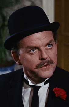 David Tomlinson as Professor Cornelius Browne