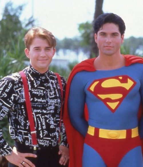 SuperboySeason2 2 20 Things You Probably Didn't Know About Weird Science