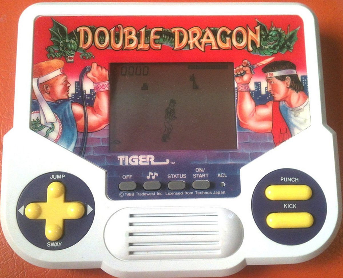 TIGER1 12 Of The Best Handheld Electronic Games From The 1980s
