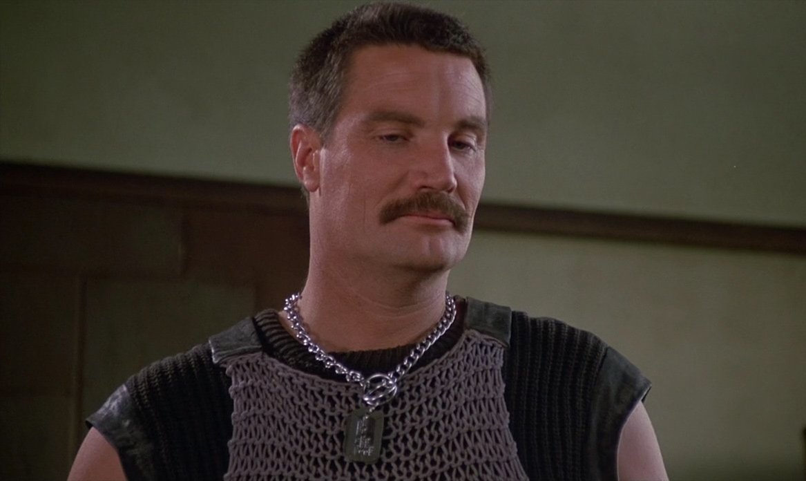 Vernon Wells in Commando 20 Things You Probably Didn't Know About Weird Science