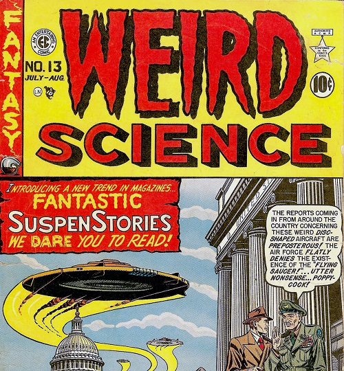 Weird Science Vol 1 132 20 Things You Probably Didn't Know About Weird Science