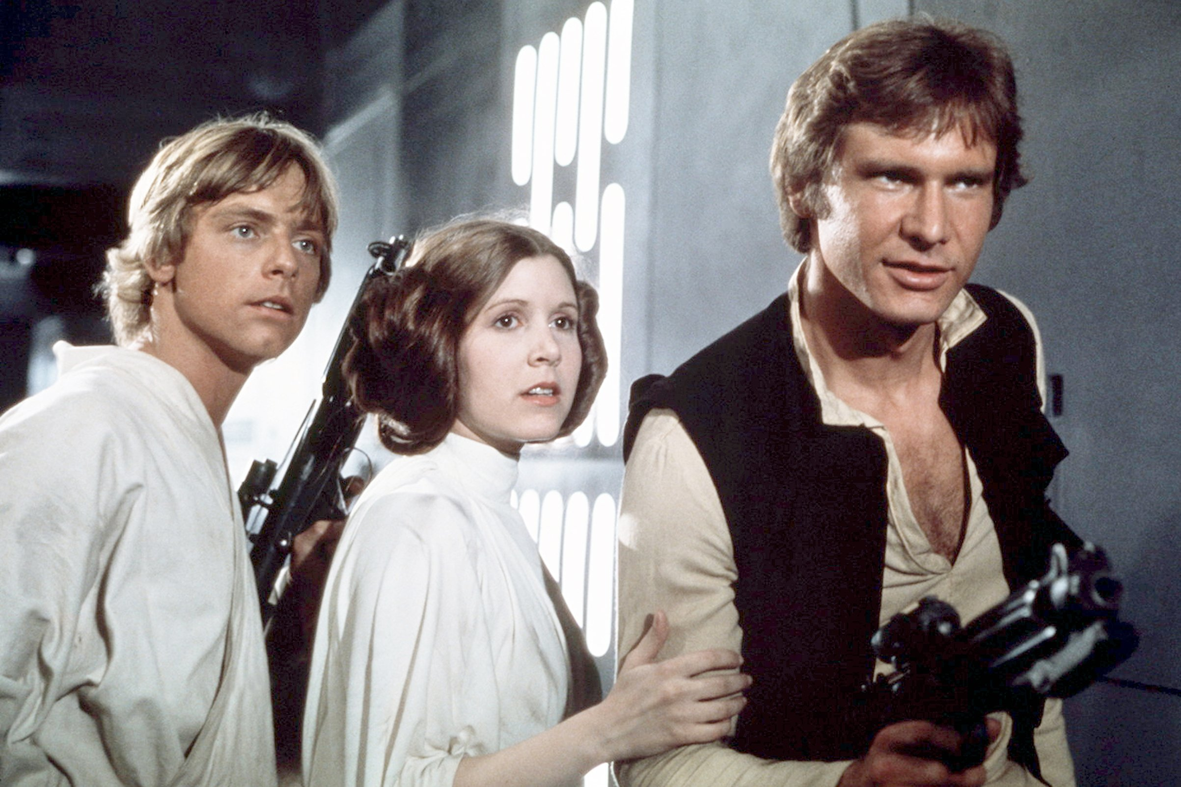 a star 10 Fascinating Facts About The Legendary Carrie Fisher