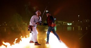 back to the future time travel top10films Bizarre Fan Theories About Your Favourite 80s Movies