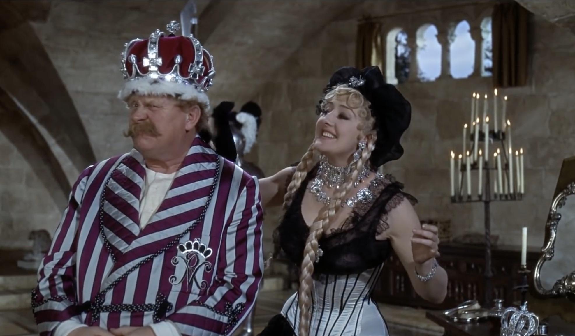 Gert Frobe as Baron Bomburst in Chitty Chitty Bang Bang