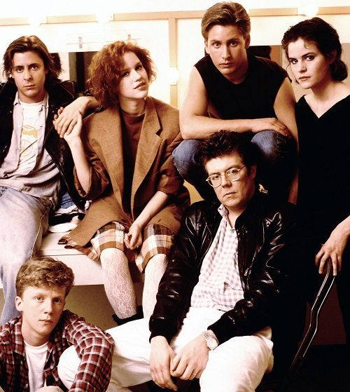 breakfast club john hughes 20 Things You Probably Didn't Know About Weird Science